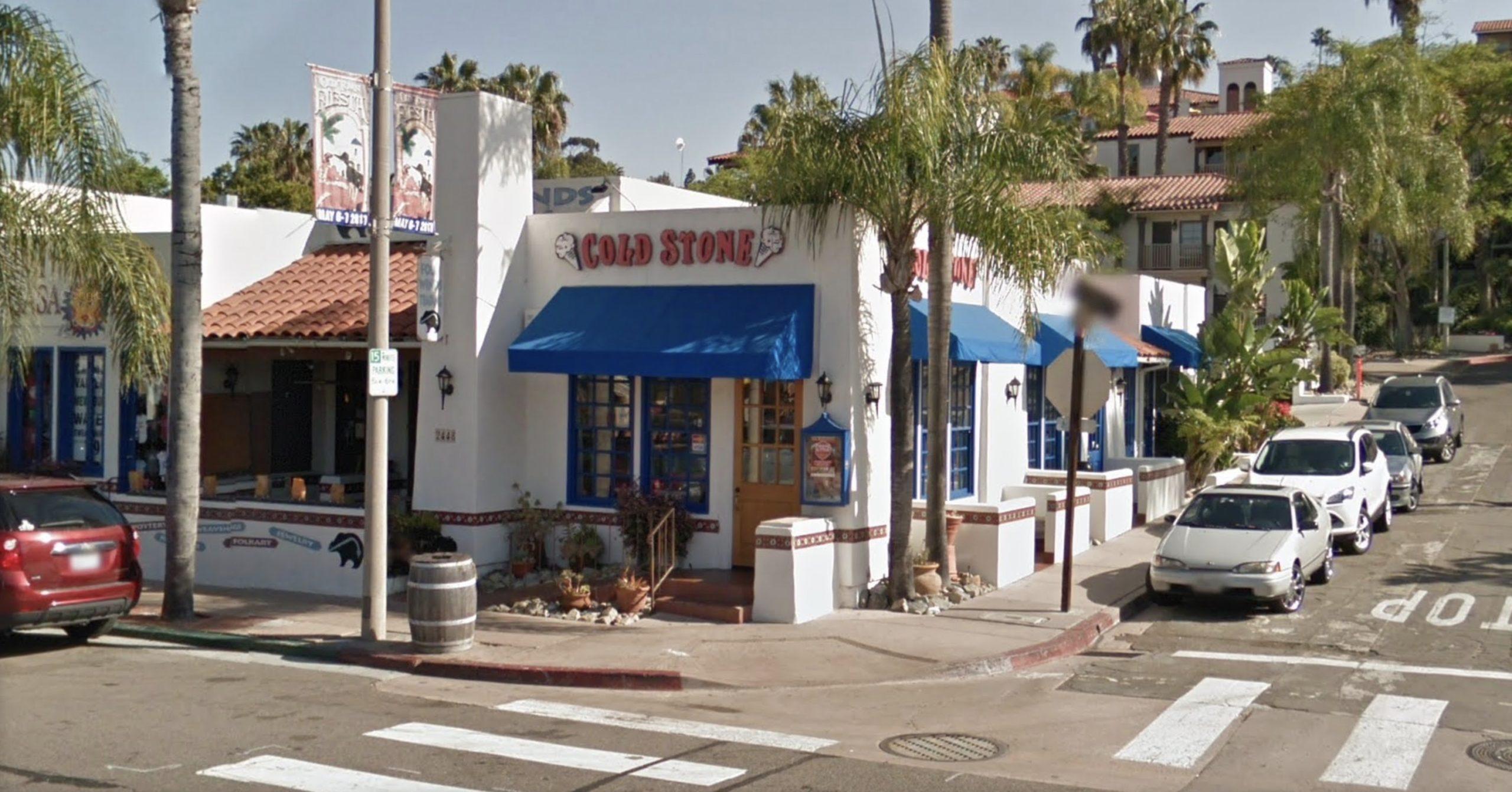 New Listing High Volume Cold Stone Creamery San Diego Ca Old Town San Diego Eatz Associates